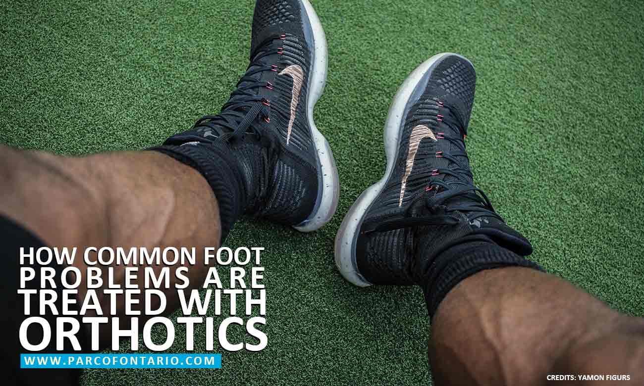 How Common Foot Problems Are Treated